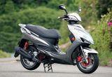 キムコ レーシング 125Fi – ストリートでも扱いやすいスクーター