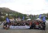 1年に一度のトライアンフの祭典 『14th National R.A.T. HEART Rally in Japan』