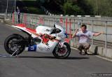 【2012 マン島TTレース】 第7回 あの無限が電動バイクで二輪レース界に復活!