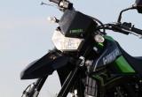 カワサキ D-トラッカー X – 国産250ccモタードの元祖!