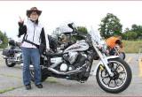 ミニー with ヤマハ XVS950A