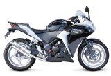 250ccクラスのモデルの中でも今、大注目のCBR250R!
