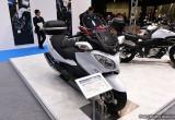 第40回東京モーターサイクルショー2013で見つけたビッグスクーター