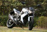 やさしいバイク解説:カワサキ Z 250
