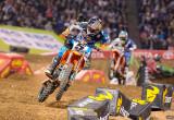 2013 AMA スーパークロス ラウンド14 ミネアポリス MN レースレポート