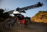 KTM 1190アドベンチャーR – 走る場所を選ばない新アドベンチャーバイク