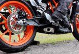 やさしいバイク解説:KTM 390 デューク 走行編