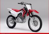 ホンダが、CRF125Fを限定発売