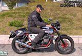 やさしいバイク解説:モトグッツィ V7レーサー