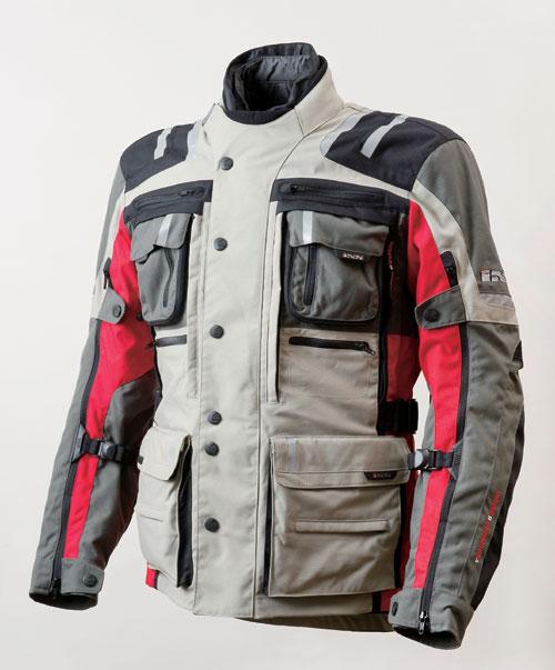 1着でオールシーズンに対応できる多機能ライディングジャケット アイテムレビュー-ガルルWEB