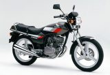 ホンダ CB125T(1987)