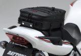 ぜひぜひツーリングのおともに。車体装着型バッグをご紹介。