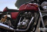 やさしいバイク解説:ロイヤルエンフィールド コンチネンタル GT 535