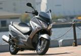 スズキ バーグマン200 – 扱いやすさと走りのよさを両立する国内新登場モデル