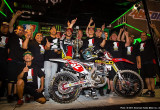 2014 AMA スーパークロス  ラウンド17 ラスベガス NV レースレポート
