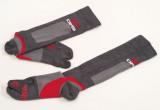 足袋形状のライディングソックスが進化して足の疲労を軽減する!!