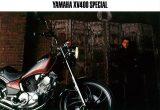 ヤマハ XV400 SPECIAL(1983)