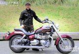 やさしいバイク解説 トライアンフ アメリカ