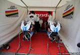 【2014 マン島TTレース】 電動バイクレース最高峰に挑んだ『チーム無限・神電參』