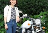 愛車との出会い Naoko HONDA SHADOW400
