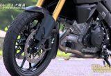やさしいバイク解説:スズキ Vストローム1000ABS
