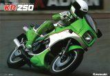 カワサキ KR250(1984)