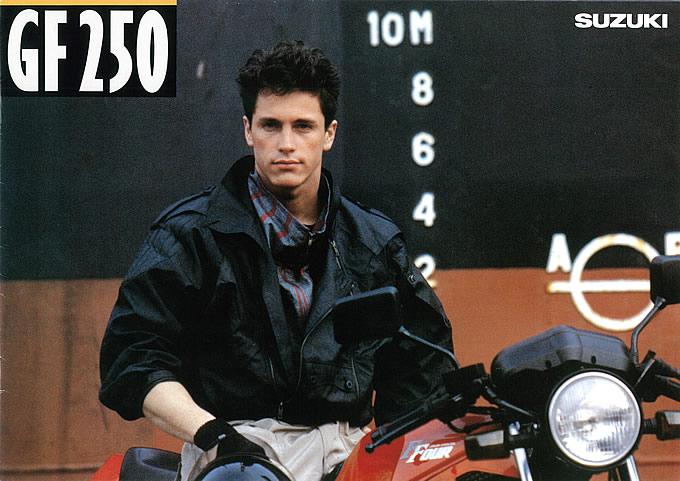 スズキ GF250(1985) 絶版ミドルバイク-モトRIDE