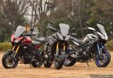 ヤマハのニューモデル MT-09 TRACER ABS