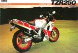 ヤマハ TZR250(1985)