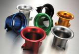 ラージボディ用アルミファンネル カラーバリエーションは7種類!