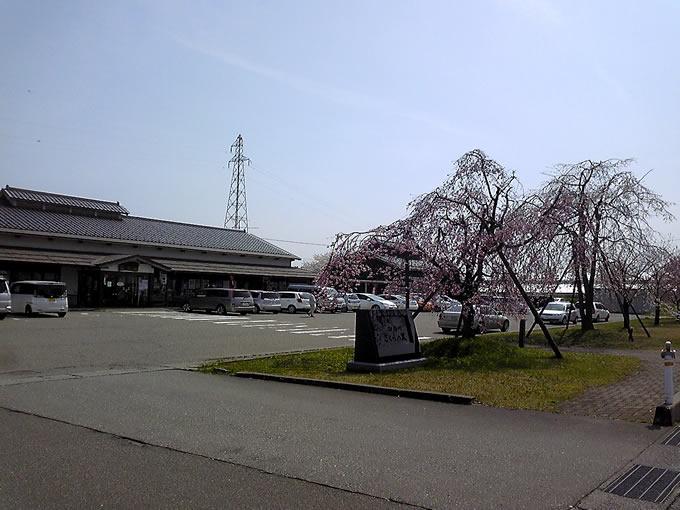 道の駅 加治川 さくらの里 道の駅調査隊-バイクブロス・マガジンズ