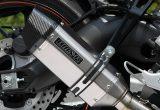 MT-09&MT-07を理想的なパワー感に導くBMS-Rマフラーの魅力