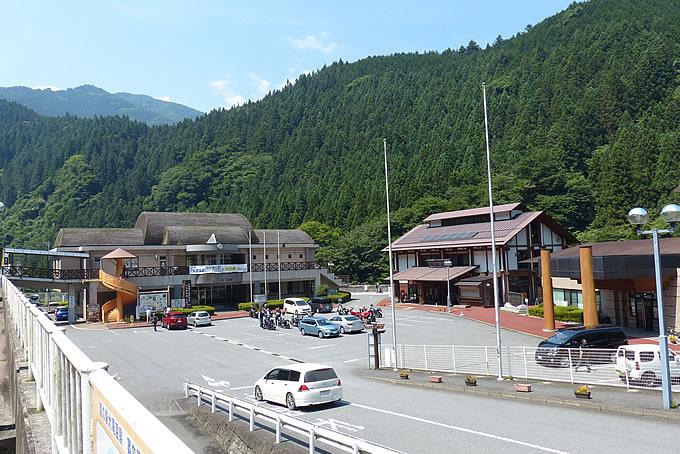 道の駅 大滝温泉 道の駅調査隊-バイクブロス・マガジンズ