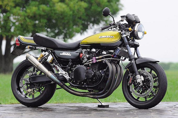 単車工房モトジャンキー Z1(カワサキ Z1) プロが造るカスタム バイクブロス