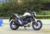 やさしいバイク解説:YAMAHA MT-25 / MT-03