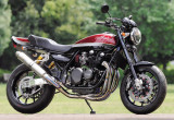 バグースモーターサイクル ゼファー750(カワサキ ゼファー750)