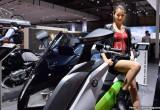 第44回東京モーターショー2015 スクーターライドレポート