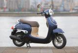ホンダ ジョルノ(2015) – 外装、エンジンを一新したファッションスクーター
