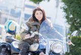 2015年 アメリカン&クルーザーバイクに乗る女性 人気記事ランキング