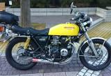 【ユーザーカスタム】1975年式 ホンダ CB400FOUR