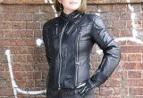 SPIDI STORMY LEATHER JACKET LADY