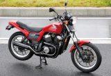 ホンダ VT500アスコット