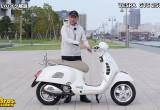 やさしいバイク解説:ベスパ GTS250