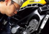 XSR900 高圧縮高出力のハイパフォーマンスマシンはエンジンオイルに求められる性能も高い!!