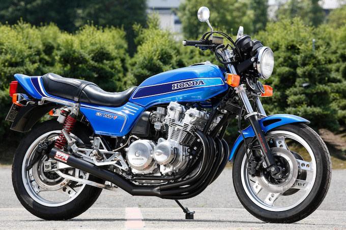 ホンダ CB750F 取材で見つけた旧車バイク紹介-バイクブロス・マガジンズ