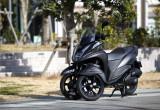 ヤマハ トリシティ155 – 人気の3輪スクーターに155cc版が登場