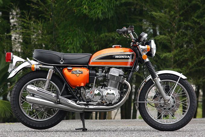 ホンダ CB750Four 取材で見つけた旧車バイク紹介-バイクブロス・マガジンズ