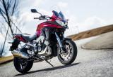 ホンダ VFR800X(2017-) – ホンダが誇るV型4気筒エンジンを搭載したアドベンチャーバイク