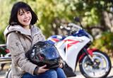 夏のバイクツーリングにも最適な軽くて涼しいフルフェイスヘルメット「OWL KEIRYO」
