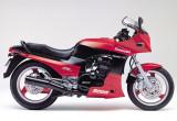 GPz900R(A8)/オーバー750cc自主規制解除で日本仕様が誕生